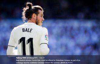 Bukti Gareth Bale Masih Belum Jadi Pesakitan di Real Madrid Musim Ini