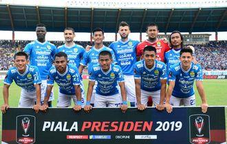 Persib Bandung Bakal Melawan 3 Mantan Pelatih di Liga 1 2019