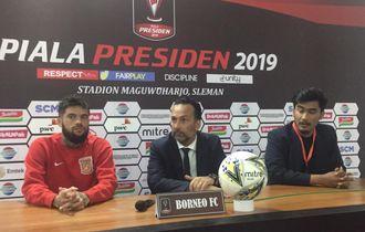 Demi Harga Diri, Borneo FC Wajibkan Kemenangan Kontra Madura United