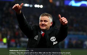 Ikut Buru Gelar Liga Inggris, Solskjaer Akui Man United Belum Siap
