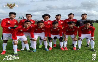 Link Streaming Garuda Select Kontra Chelsea U-16