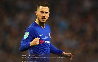 Masa Depan Hudson-Odoi Bergantung Kepindahan Hazard ke Real Madrid