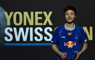 Hasil Final Swiss Open 2019 - Shi Yuqi Keluar sebagai Kampiun