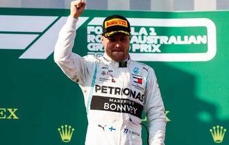 Valtteri Bottas Sebut Finis Pertama pada GP Australia adalah Kemenangan Terbaik di Formula 1