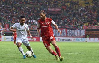 Steven Paulle Siap Nikmati Laga Persija Kontra Shan United