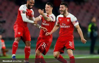 Mampu Singkirkan Napoli, Bukti Arsenal Tidak Gugup di Kompetisi Eropa
