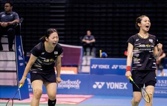 New Zealand Open 2019 - Wakil Korea Melibas 3 Ganda Putri Jepang