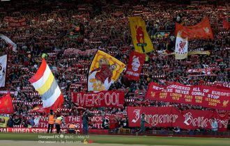 Media Liverpool Soroti Pesta Flare Acara Nobar Final Liga Champions di Bandung