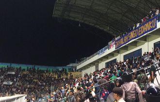 Laga PSS Sleman Kontra Arema FC Rusuh, Sejumlah Provokator Terdeteksi