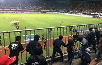 Pesan Kapten PSS Sleman Terkait Ternodanya Laga Kontra Arema FC oleh Kerusuhan