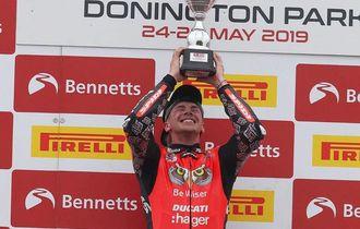 Eks Rider MotoGP Akhiri Puasa Kemenangan 6 Tahun