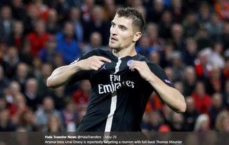 Berita Transfer - Bek Kanan PSG Dikabarkan Merapat ke Man United
