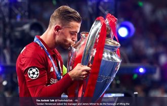 Gerrard Tak Cemburu Henderson Bawa Liverpool Juara Liga Champions