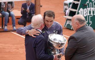 Rafael Nadal Terpilih Jadi Atlet Terbaik Spanyol Sepanjang Masa