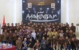 Pemkot Makassar  Fasilitasi Transportasi Fan saat PSM Jamu Becamex Binh Duong