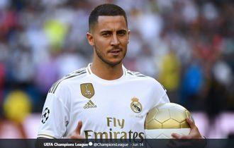 Legenda Real Madrid: Eden Hazard Tak Bisa Gantikan Cristiano Ronaldo
