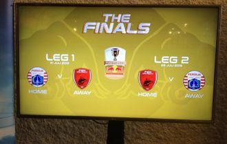 Persija Berharap Bisa Gunakan SUGBK untuk Final Piala Indonesia