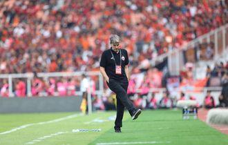 Persebaya Dapat Penalti, Pelatih Persija: Kami Dikerjai Wasit