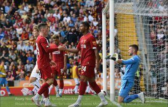 Hasil Uji Coba Liverpool, Remaja Ajaib Top Scorer Piala Dunia Bikin Gol Lagi
