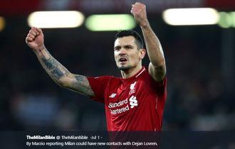 Juergen Klopp Indikasikan Dejan Lovren Bertahan di Liverpool