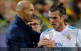 Zinedine Zidane: Gareth Bale Tidak Pernah Ingin Tinggalkan Real Madrid