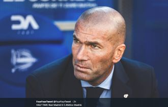 Tak Ada Perkembangan di Real Madrid pada Periode Kedua Zinedine Zidane