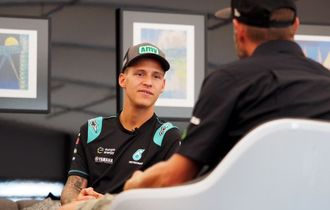 MotoGP Republik Ceska 2019 - Fabio Quartararo Mengaku Sulit Bersaing dengan Marc Marquez