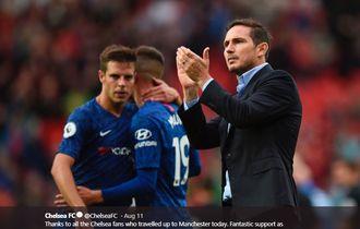 Lampard Tuntut Anak Asuhnya Bermain Total demi Juara Piala Super Eropa