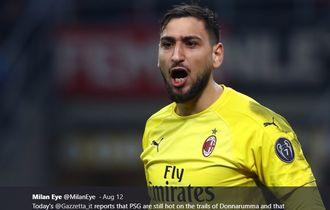 Juventus Siap Ajak Donnarumma Khianati AC Milan