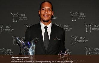20 Pesepak Bola dengan Rating Tertinggi di FIFA 20