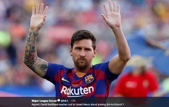 Ini Alasan Lionel Messi Belum Akrab dengan Antoine Griezmann