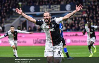 Gonzalo Higuain Tidak Akan Pergi dari Juventus dalam Waktu Dekat