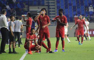 Timnas Indonesia dan 4 Negara yang Belum Meraih Poin di Kualifikasi Piala Dunia 2022 Zona Asia