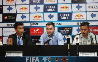 Timnas Indonesia Tak Akan Didampingi Pelatihanya Saat Bersua Malaysia