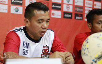 Madura United Kalah dari Arema, Rasiman: Mereka Main Lebih Efektif
