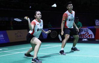 Hasil Fuzhou China Open 2019 - Praveen/Melati Bungkam Juara Superseries Finals