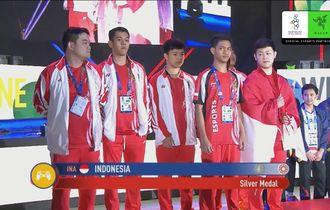 Hanya Dapat Perak, Timnas Mobile Legends Indonesia Tetap Dipuji