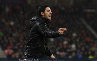 Jelang Arsenal Vs Burnley, Arteta Anggap Tuan Rumah sebagai Penakluk Tim Besar