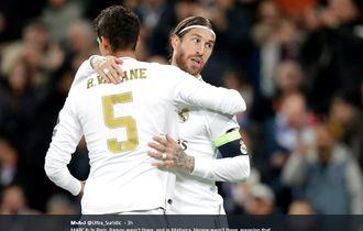 Omongan Kasar Sergio Ramos ke Wonderkid Pembunuh Real Madrid