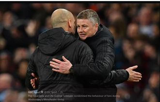 Melebihi Klopp dan Mourinho, Solskjaer 2 Kali Taklukkan Guardiola di Etihad