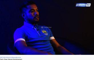 Ini Momen yang Buat Zulham Zamrun Selalu Terkenang Persib Bandung