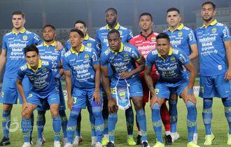 Daftar 18 Pemain Persib Bandung VS PSCS Cilacap, Tanpa Pilar Asing