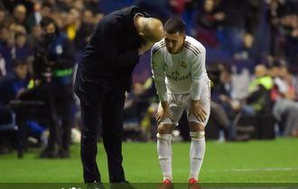 Cedera Lagi, Eden Hazard Bakal Absen Lawan Man City dan Barcelona