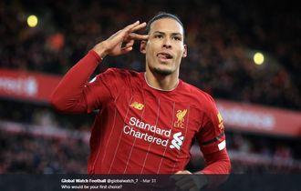 Akhiri Karier di Liverpool, Virgil van Dijk Ingin Dikenang sebagai Legenda
