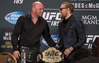 Demi Conor McGregor Tersayang, UFC 257 Bakal Lebih Spesial Lagi