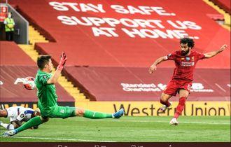 Daftar Top Skor Liga Inggris, Pemain Southampton Lewati Mohamed Salah