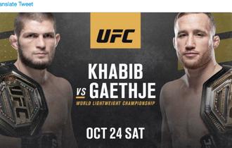 UFC 254 - Awas, Khabib! Justin Gaethje Punya Senjata Rahasia