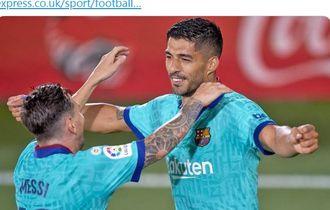 Lionel Messi Tahu 1 Ulah Barcelona yang Buat Luis Suarez Nangis