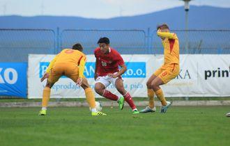 Respon Shin Tae-yong Usai Jack Brown Cetak Dua Gol untuk Timnas U-19 Indonesia