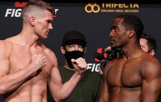 Masih Cedera, Si Bocah Ajaib Targetkan Jadi Juara UFC di Tahun 2021